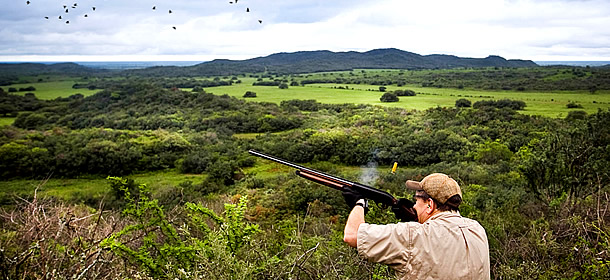 Puelo Expeditions Wingshooting